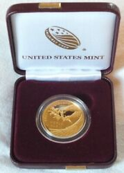 2020 End Of World War Ii Coin 1/2 Oz Gold Coin Us Mint Ogp 75th Anniversary Ww2