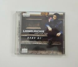 Lionel Richie Just For You Cd Hdcd 2003 Universal Music Japan Import