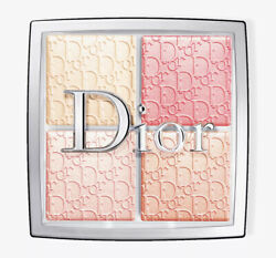 Dior Backstage Glow Face Palette Highlight And Blush 004 Rose Gold New In Box