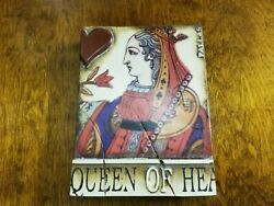 Sid Dickens Memory T-161 Tile Block 2005 Queen Of Hearts T161 - Retired Nice