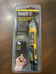 Klein Tools Ncvt-5a Dual-range Non-contact Voltage Tester With Laser Pointer