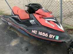 Sea Doo Rxt 2006 Hull For Parts No Leaks Steering Throttle Reverse Cble Incl