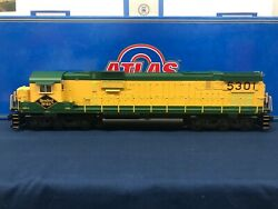 Atlas O Reading 5301 C630 Diesel Engine W/ Lionel Railsounds And Tmcc 1323-1