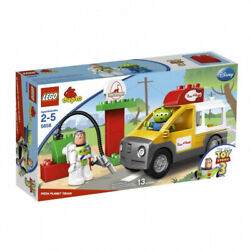 Lego Duplo Toy Story Pizza Planet Truck 5658. Shipping Included