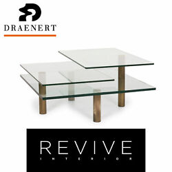 Draenert Imperial Coffee Table Glass Incl. Function 12313