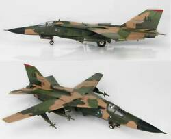 Hobby Master 1/72 Ha3020 F-111f Aardvark Usaf 48th Tfw Panthers Op. Desert Storm