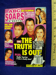 Abc Soaps In Depth July 11 2000 - All My Children / The Truth Is Out And More