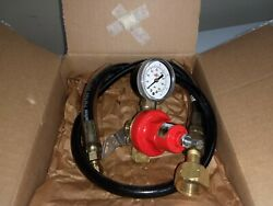 5741wmhp-3-02 Tap-rite Primary Soda/co2/beer Regulator New Free Shipping