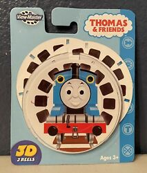 Sealed Thomas And Friends Thomas The Train Kids Tv Show View-master 3 Reels Pack
