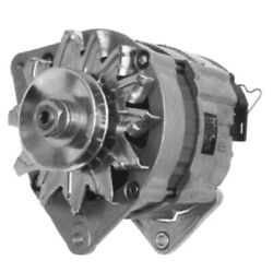Alternator For Ford Agriculture Tractor 6600 4.4l 1982 On 12v 55a Mahle Unit