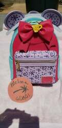 Disney Loungefly Mad Tea Party Tea Cups Nwt Backpack March 2020 Limited Edition