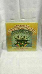 1967 Beatles Smal 2835 Magical Mystery Tour Record ☆☆sealed☆☆