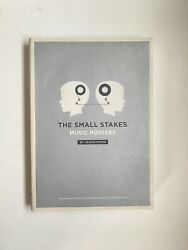 The Small Stakes Music Posters Jason Munn Death Cab For Cutie Book Paperback