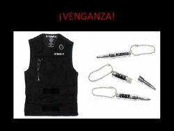 My Chemical Romance Official Venganza Vest And Usb Chain From The Revenge Era