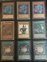 Yugioh - Ultimate Dark Magician Collection Dark Magician Girl Mfc And More Look
