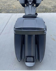 Harley Davidson Tourings 14-19 Stretched Saddlebags, Rear Fender And Side Covers