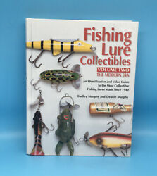 Fishing Lure Collectibles Volume Two The Modern Era V.2 Lures Collector Book