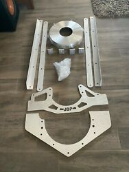 Jet And V-drive Engine Mounting Rail Kits Raw Bbc 396 427 454 And Aftermarket