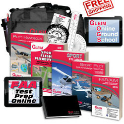 Gleim Deluxe Sport Kit [gleim Kit Sp Ogs] Free Shipping Newest Edition