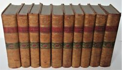 The Plays Of William Shakespeare 1785 10 Volumes Complete Johnson/steevens