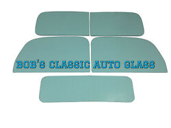 1939 1940 1941 Plymouth Truck Classic Auto Glass New Vintage Pickup Flat Windows