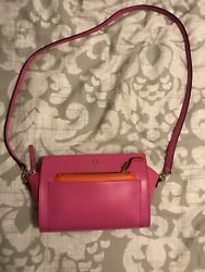 Kate Spade New York Purse Hot Pink. Excellent Condition $100.00