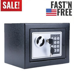 Security Safe Box Digital Deposit Box For Home / Office / Hotel / Cash /jewelry