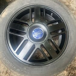 Ford Focus 16 Inch Alloy Wheels And Tyres