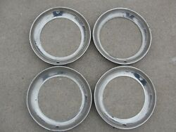 Beauty Rings 14andrdquo Universal Fit. Maybe Hudson Rambler Dodge Plymouth Rolls