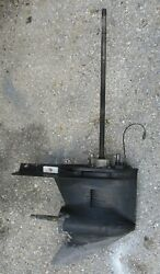 Mercury Optimax And Efi 3.0l Outboard Boat Motor 25 Lower Unit 200 - 250 Hp