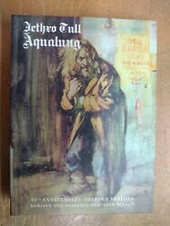 Jethro Tull Aqualung 40th Anniversary Adapted Deluxe Edition 2 Cd/2 Dvd Mint 5.1