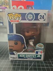 Ken Griffey Jr Funko Pop Seattle Mariners Exclusive Sga New With Protector