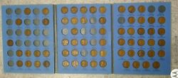64 Coin Set 1909-1940 Lincoln Wheat Penny Cent - Early Dates Collection  229