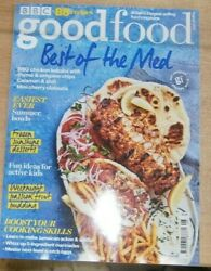 Bbc Good Food Magazine Aug 2021 88 Recipes Best Of The Med, Bbq Chicken Kebabs