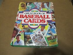 Great Book Of Baseball Cards - 1887 To 1989
