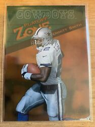 Emmitt Smith 1997 Playoff Zone Gold 4of5 4/5 Only 5 Ever Made Super Rare