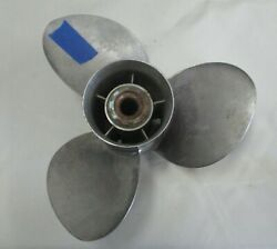 Suzuki Outboard Motor 150 Hp - 225 Hp Stainless Steel Propeller 14 .5 X 13 Pitch