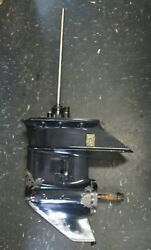 Johnson Evinrude Outboard Motor 9.9 Hp - 15 Hp Lower Unit Gearcase Short Shaft