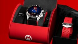 Tag Heuer Super Mario Connected Watch Nintendo New 2021 With Tag Invoice.