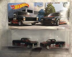 Hot Wheels Premium Car Culture 83 Chevy And 91 Syclone 2 Pack New