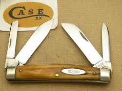 Antique Case Xx 1940 To 1964 5488 Large Congress Genuine Stag Rare And Nice