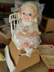In A Minute Thumbelina Doll Vintage 1971