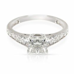 James Allen Diamond Engagement Ring In 14k Gold Gia Certified J Si2 1.27 Ctw
