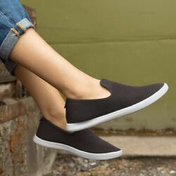 Allbirds Tree Loungers In Charcoal Grey Womenandrsquos Nwot Size 6
