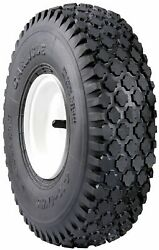 2 New Carlisle Stud Specialty Tires - 410-6 Lra 2ply 410 3.5 6