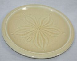 Franciscan Pottery Sea Sculptures The Sand Dollar Sand Lunch Plate 9andrdquo 2