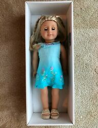 American Girl Kailey Doll 18 Inch New