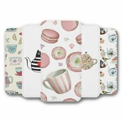 For Iphone 12 Mini Flip Case Cover Tea Collection 1