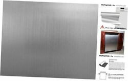 Instant Stainless Magnetic Dishwasher Door Cover Sheet, Vinyl 23.5 X 26