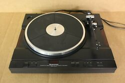 Kenwood Kd 5100 Direct Drive Turntable With Acutex Lpm 320 Stylus